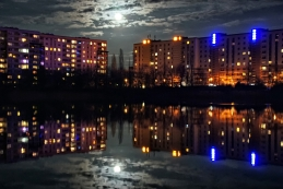Magdeburg bei Nacht 008