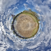 Little Planet Jahrtausendturm