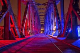 Magdeburg bei Nacht 007